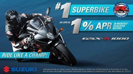 Suzuki Winter Suzukifest for Sportbikes and Standards